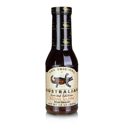 Australian Lumi Lumi Marinade, süß-scharf, The Original, 335 ml