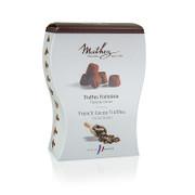 Trüffel Konfekt - Pralinen mit Kakaobohnensplittern, Mathez, 250 g