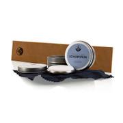 Premiumschärfe-Paket ( 3000er+ 6000er Edelorundschleifscheibe + Leder), Horl, 3 tlg.