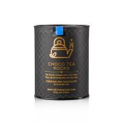 Choco Tea Rocks - schokolierter schwarzer Tee (Earl Grey), 100g, Tartuflanghe, 100 g