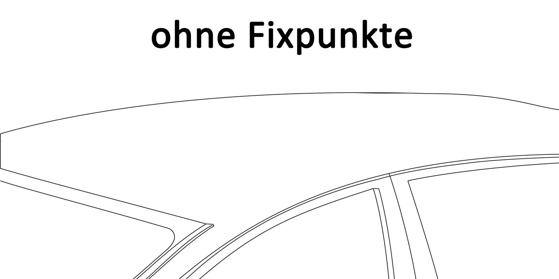 ab 05//2015 Dachträger Aurilis Original Renault Espace V Kombi 5 Türer