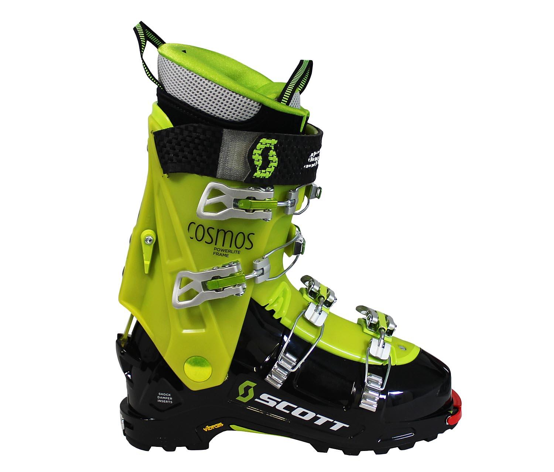 NEU Touren Skistiefel Echtleder ALICO schwarz Skischuhe 41-45