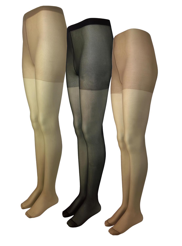 Damen Strumpfhosen mit Muster 20 DEN Feinstrumpfhosen