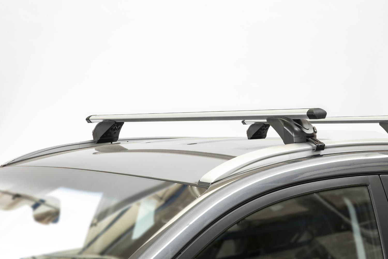 NORDRIVE Design Dachträger Snap Stahl Dach Gepäck Träger für Honda Civic Tourer