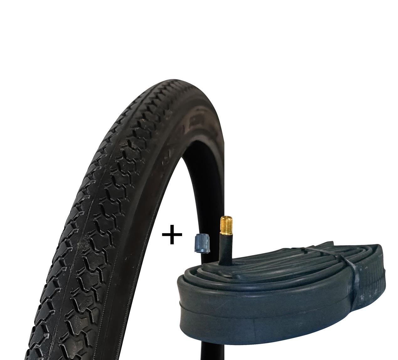 Drahtreifen Schlauch Fahrradreifen Kenda K184 Cosmos 26 Zoll 26x1 3//8 37-590