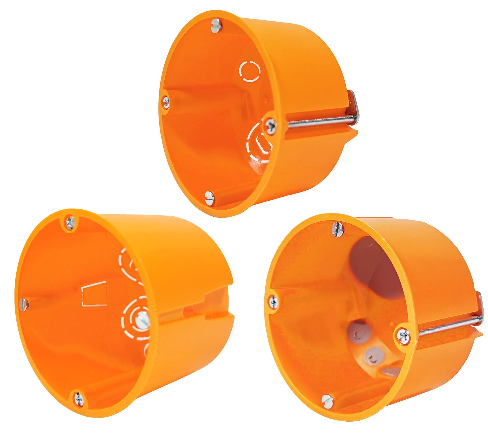 Hohlwanddose Schalterdose Hohlraum Gerätedose HW Dose Verteilerdose Unterputz