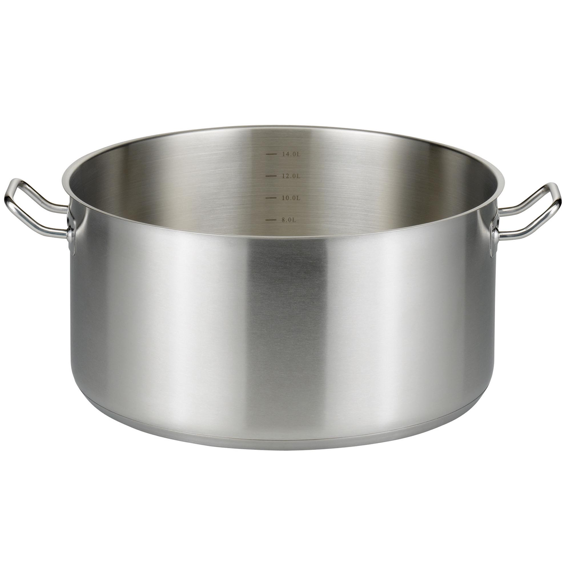 Marmite marmite casserole inox gastro qualit induction for Casserole inox ou acier inoxydable