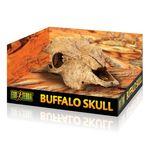 Exo Terra Buffalo Skull - Premium-Dekoschädel für Terrarien