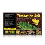 Exo Terra Plantation Soil Brick - tropical terrarium substrate