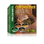 Exo Terra Cup Holder Food Can Holder
