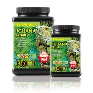 Exo Terra Iguana Soft Pellets für Leguane