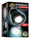 Zoo Med PowerSun H.I.D. Combo Pack, 70 Watt