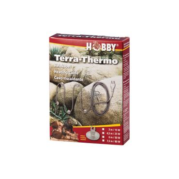 Hobby heating cable Terra-Thermo for terrariums