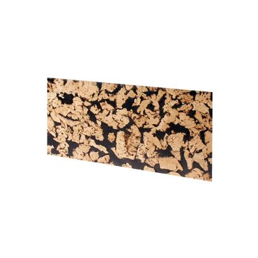 Decorative cork back wall Borneo in a double pack