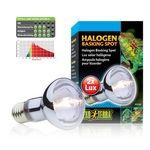 Exo Terra Halogen Basking Spot Daylight Lamp 001
