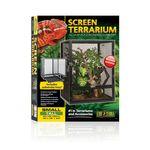 Exo Terra Screen Terrarium (Gaze Terrarium aus Aluminium)