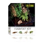 Exo Terra Habitat Kit Rainforest (Terrarienset)