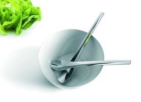 Carl Mertens HALM Salatbesteck – Bild 2