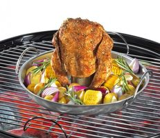 Küchenprofi Hähnchen Grill-Korb – Bild 2