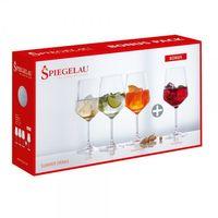 Spiegelau 4er Gläser-Set Summer Drink Bonus Pack 630 ml – Bild 2
