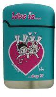 Easy Torch Feuerzeug Love is Liebe ist farbsortiert – Bild 1