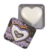 The Somerset Toiletry Seife in Herzform Duft Somerset Lavender in Geschenkdose 150 g – Bild 1