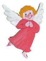 Städter Edelstahl Ausstecher Engel fliegend 8 cm – Bild 3