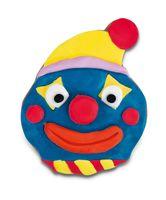 Städter Edelstahl Ausstecher Clownskopf 9 cm Prägeform – Bild 1