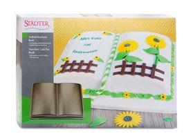 Städter Kuchen Backform Buch 35 x 24 x 5,5 cm – Bild 6