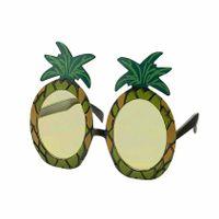 Sonnenbrille Partybrille Mottobrille Ananas