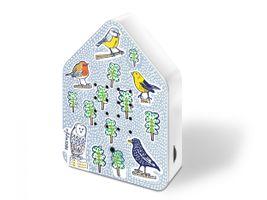 Zwitscherbox Limited Edition mit Aufdruck Birds by Julia Gash – Bild 1
