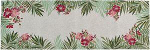 Sander Gobelin Platzset Tischset Motiv Palm Flower 32 x 48 cm floral