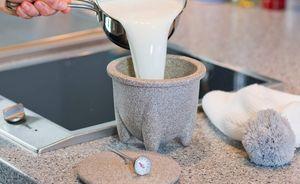 Joghurtmacher Granit-Keramik – Bild 3
