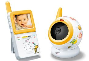 Beurer JBY 100 Video-Babyphone Janosch Edition
