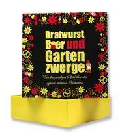 Kylskapspoesi Gesellschaftsspiel Bratwurst, Bier & Gartenzwerge – Bild 3