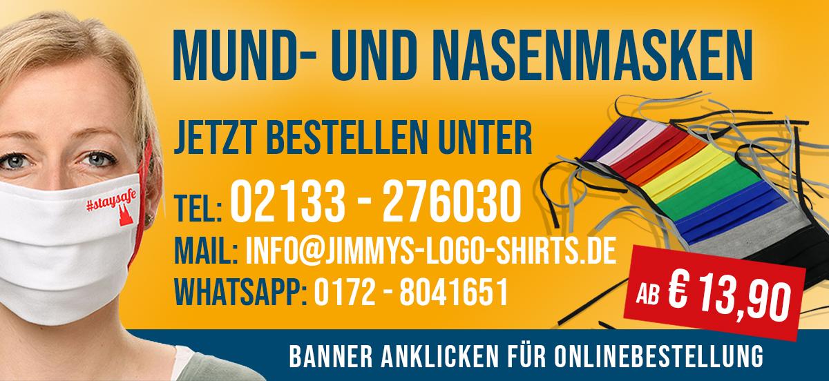 Logo-Shirts Coole Logoshirts