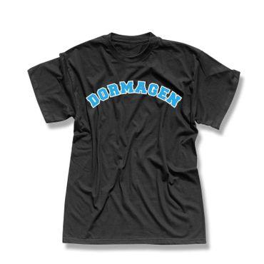 Dormagen T-Shirt Herren College Style Geschenk Präsent Souvenir 7 Farben XS-3XL – Bild 5