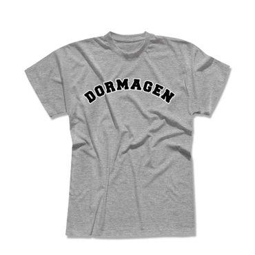 Dormagen T-Shirt Herren College Style Geschenk Präsent Souvenir 7 Farben XS-3XL – Bild 7