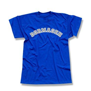 Dormagen T-Shirt Herren College Style Geschenk Präsent Souvenir 7 Farben XS-3XL – Bild 19