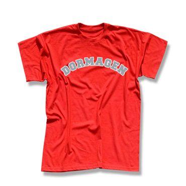 Dormagen T-Shirt Herren College Style Geschenk Präsent Souvenir 7 Farben XS-3XL – Bild 24