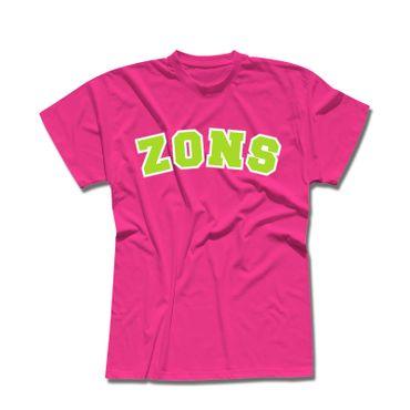 T-Shirt Zons College Style Geschenk Präsent Dormagen 7 Farben Herren XS-5XL – Bild 14
