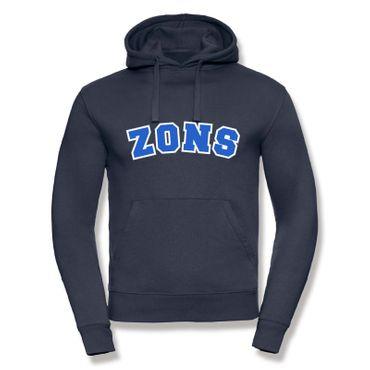 Hoodie Zons College Style Geschenk Präsent Dormagen 8 Farben Herren XS-3XL – Bild 20