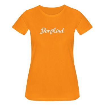 T-Shirt Dorfkind Humor Spaß Stolz Sprüche Heimat Geschenk 15 Farben Damen XS-3XL – Bild 16