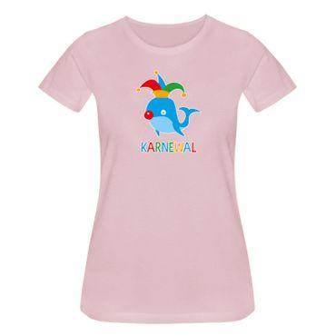 T-Shirt Karnewal Fasching Kostüm Verkleidung Humor Witz 15 Farben Damen XS-3XL  – Bild 6