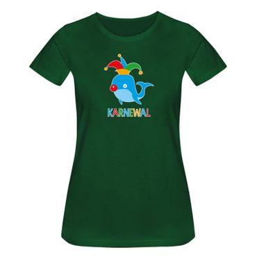 T-Shirt Karnewal Fasching Kostüm Verkleidung Humor Witz 15 Farben Damen XS-3XL  – Bild 8