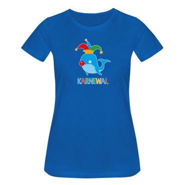 T-Shirt Karnewal Fasching Kostüm Verkleidung Humor Witz 15 Farben Damen XS-3XL  – Bild 11