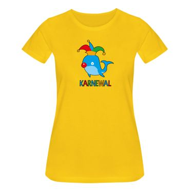 T-Shirt Karnewal Fasching Kostüm Verkleidung Humor Witz 15 Farben Damen XS-3XL  – Bild 17