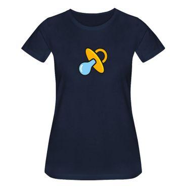 T-Shirt Schnullerfee + Tütü Tüllrock Karneval Kostüm süß 15 Farben Damen XS-3XL – Bild 21