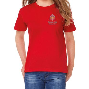 "T-Shirt ""Kartause-Hain-Grundschule"" Kids 98 - 164 – Bild 1"