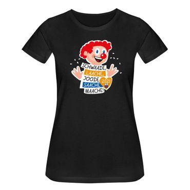 T-Shirt Joode Saache Maache Karneval Motto 2021 Bonn 15 Farben Damen XS-3XL – Bild 3